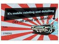 K'S MOBILE VALETING AND DETAILING