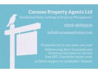 Letting Agents covering the Middlesex area
