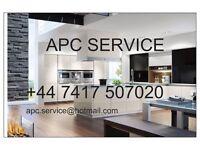 HANDYMAN APC SERVICE Kitchen & Bathroom Design & Fitting Services