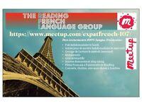 The Reading French Language Group: langue et culture Française!