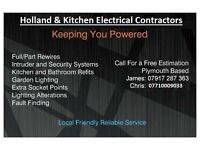 Holland And Kitchen Electrical Contractors NIC Approved
