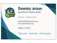 PARENTS & TEACHERS - SportsCool Preston South - providing multi-sports coaching to schools