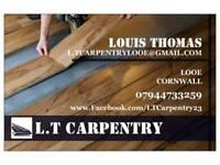 LT Carpentry + Building