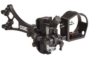CBE Custom Bow Equipment Tek Hybrid 3 Pin Bow Sight .019 Pins Right Hand
