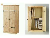 Big pine wardrobe