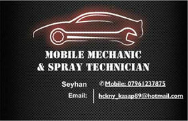 Mobile Mechanic [Best rates] 100% genuine parts [RECOVERY SERVICE ALSO AVAILABLE]
