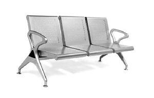 Bancada para sala de espera sillas para salas de espera for Sillas sala de espera