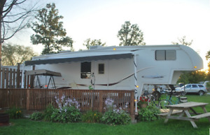Camper for Sale in campground just in time for summer