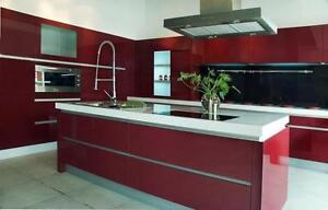 Kitchen Cabinets All Wood Better than IKEA Even Save Money