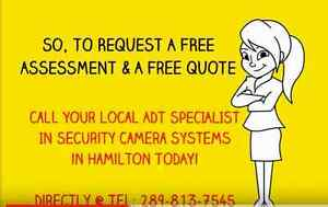 Alarm Systems in Hamilton by ADT Rep - Get A Free Quote Today!
