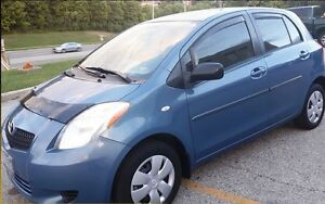 2007 Toyota Yaris LE Hatchback Priced to Sell!