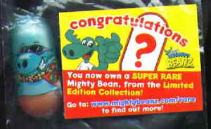SUPER-RARE-SPECIAL-LIMITED-EDITION-MIGHTY-BEANZ-SURFER-MOOSE-BEAN-ONLY-1000-MADE