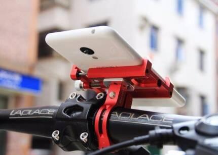 Mobile Phone Mount - Handlebar Motorcycle Motorbike
