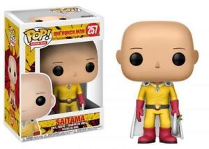 """Authentic FUNKO POP ONE PUNCH MAN SAITAMA """"Kayy's Collection"""""""