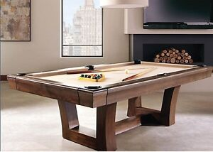 POOL TABLES, POKER TABLES, SHUFFLEBOARDS, FOOSBALL & CUSTOM GAME