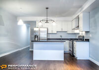 ....Large 2 Bed + 1 Bath Newly Renovated Apartment