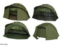 2 MAN BIVVY TRAKKER SLX v 2 with winter overwrap. Excellent condition. Genuine reason for sale.