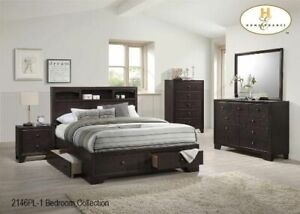 New Arrival - The Strathearn Bedroom Collection Only  $1699.00