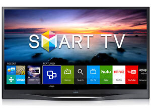 """Furnaces-Free 50"""" Smart TV with any Rental-All credit accepted"""
