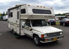 1990 Toyota Motorhome for hire USA Rostrevor Campbelltown Area Preview