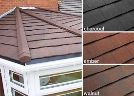 Fitted tiled and insulated conservatory roofs from £2750