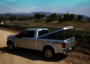 750 Tonneau By Leer - Specifically Designed For 15-17 F-150