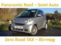 Smart Fortwo 0.8 CDI Passion Softouch