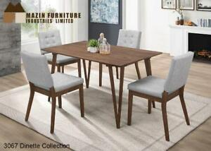 Modern Dinette In Brown Finish On Sale BD 2342