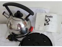DUALIT Chrome Dome kettle KT408 - not working; London