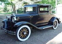 Plymouth 1929 Business coupe