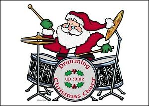 Northern Beaches Christmas Drum Lesson Gift Certificates. Avalon Pittwater Area Preview