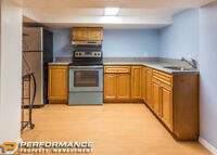 ...Amazing East-End 3 Bed + 2 Bath Apartment
