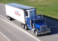 AZ Driver or Owner Operator for Montreal P&D and Kingston switch