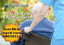 Do your cert III in aged care and get a job! West End Brisbane South West Preview