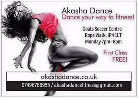 Belly Dance fitness classes at Goals Soccer centre in Ipswich. 7-8pm. First Class Free!