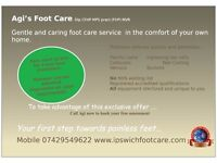 Ipswich Foot Care Services