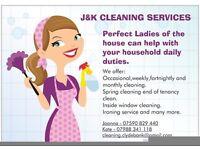 J&K CLENANIG SERVICES