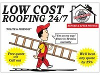 """Roofing Services 24/7 """"Had A Quote ? """"I Will Beat It By 25%""""(Offer In Writing)"""