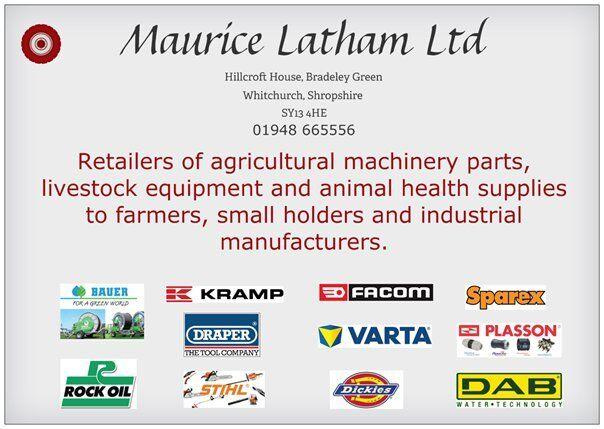 Maurice Latham Ltd