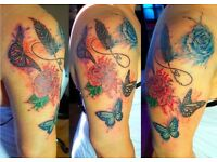 Tattoo Artist Raynes Park Wimbledon