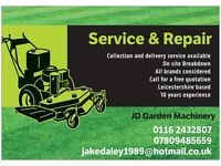JD Garden Machinery Service And Repair
