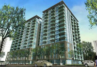 Contemporary Condo in Griffintown with Panoramic Downtown view
