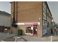 Takeaway shop in Essex near Colchester