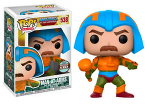 Funko Pop! Man at Arms Specialty Series Exclusive