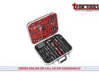 Sealey Tools Ak7980 Premier Mechanic's Tool Kit 136pc Spanners Sockets Drive