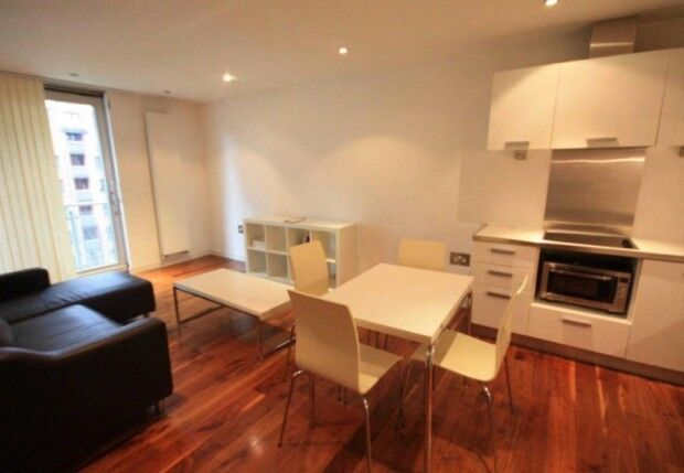 1 bedroom flat in Baltimore Wharf, London, E14