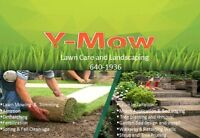 Growing Landscaping Company looking for Dedicated Individuals