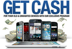 Buyback iPhone/Samsung all models all condition cracked ....+
