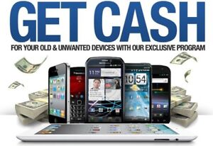 Buyback Apple iPhone /Samsung all models all condition cracked