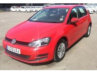 VOLKSWAGEN GOLF 1.6 - Bad Credit Specialist - No Credit Scoring Available